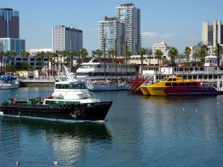 Perfect!  Long Beach 2 Bed/2 Bath New Condo Views! - Long Beach vacation rentals