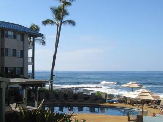 Beautiful Condo Just Steps from Rare Sandy Beach - Keauhou vacation rentals