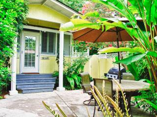 Colleen's Dream - Charming Wailua Country Cottage - Kapaa vacation rentals