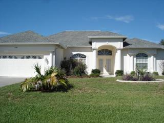 Lake Marlin 2 - spacious lake front home with pool - Port Charlotte vacation rentals