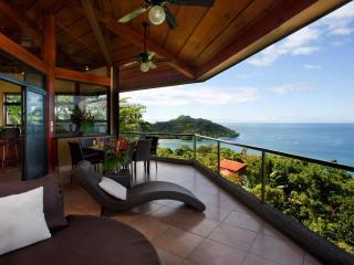 #1 Rental - Amazing Ocean Views, Wildlife, & Beach - Manuel Antonio National Park vacation rentals