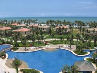 Hainan BOAO tropical beach front seaview condo - Qionghai vacation rentals
