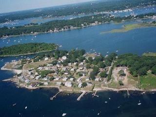 MYSTIC DIRECT WATERFRONT COTTAGE GET-A-WAY w/DOCK - Connecticut vacation rentals