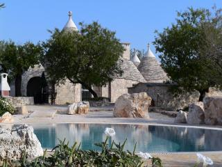 Stunning Romantic Trullo with Large Private Pool - Alberobello vacation rentals