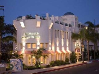 Next to Hotel Del with rooftop terrace - Coronado vacation rentals