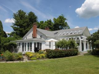 Beautiful Berkshire House  w/ Tennis - Tyringham vacation rentals