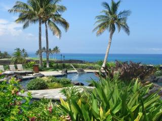 Hali'i Kai - Spectacular Ocean View 2 Bed End Unit - Waikoloa vacation rentals