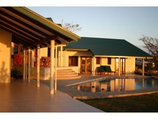 Bularangi Villa front of villa and pool - Bularangi Villa, Sunshine Coast, Fiji - Rakiraki - rentals