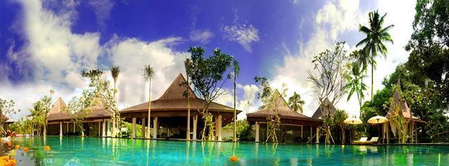 where the sky meets the earth - Pandawas Villas, Ubud, Bali Luxury Villa Resort - Ubud - rentals