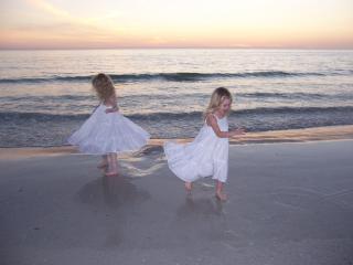GULF FRONT ON #1 Beach! Siesta Dunes - Pool, WiFi - Siesta Key vacation rentals