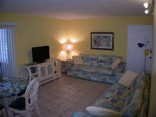 Tropical Retreat Condo -  Two Bedroom - Sleeps 6 - Clearwater vacation rentals