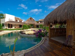 Rancho Exotico luxury and private rental villas - Xpuha vacation rentals