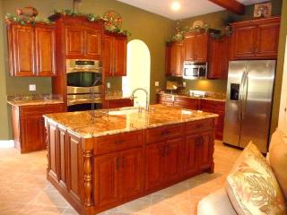 South Facing Direct Access Home in Yacht Club Area - Cape Coral vacation rentals