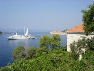 Apartment Kate, spectacular views of the Adriatic - Southern Dalmatia vacation rentals