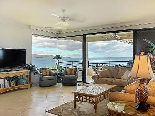 Polo Beach 1or 2 Bdrm Oceanfront Penthouse Condo - Wailea vacation rentals