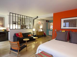 A Studio with Terrace - Notre Dame de Paris - Paris vacation rentals