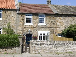PEACE COTTAGE, pet friendly, character holiday cottage, with a garden in Stainton, Ref 3983 - County Durham vacation rentals