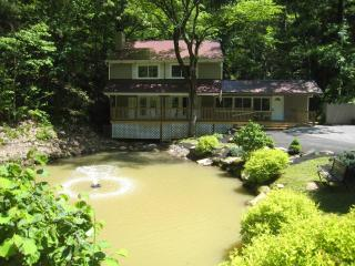 CATCH & RELEASE; Fishing Pond, Internet, Secluded - Pigeon Forge vacation rentals
