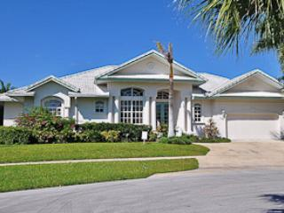 Front of Home - Sea Court - SEA798 - Waterfront and Spacious Home! - Marco Island - rentals