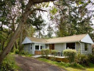 172 - Cove Cottage- waterfront, rustic cottage for a perfect Whidbey Getaway - Whidbey Island vacation rentals