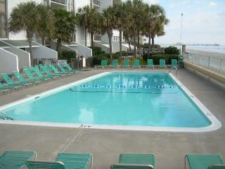 Cozy, Family Friendly, Stunning Oceanfront Brigadune Vacation Unit on Shore Drive - Myrtle Beach vacation rentals