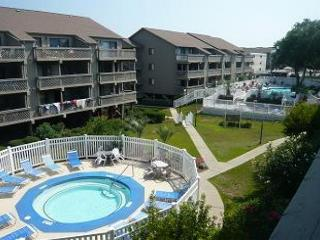 Wonderful Vacation Rental with Pool and Hot Tub at Shipwatch Pointe II Myrtle Beach, SC - Myrtle Beach vacation rentals