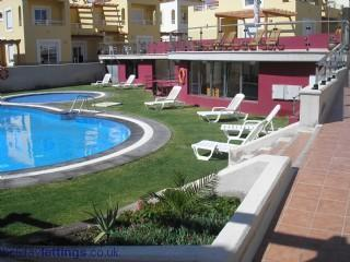 Fabulous Sea Views at Marina Golf Villa and Spa. - Fuerteventura vacation rentals