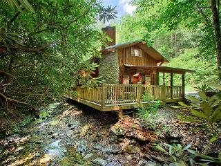 Cottage on a Creek - Gatlinburg vacation rentals