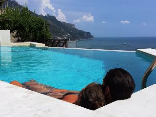 Limone - Sea View - pool - offer 25 - 30 August - Ravello vacation rentals