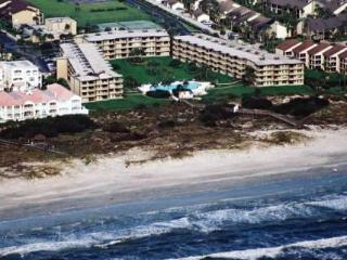 Beachfront Condo-Awesome Ocean View & Private Wifi - Saint Augustine Beach vacation rentals