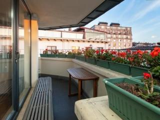 3BR★2BA★PENTHOUSE W BALCONY★RECEPTION★LIFT★GALATA! - Istanbul vacation rentals