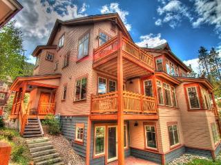 6551 Settlers Creek Townhomes - East Keystone - Keystone vacation rentals