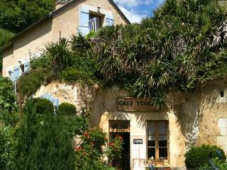 Charming Cottage in Cave Village - Stunning Views! - Conflans-sur-Anille vacation rentals