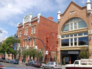 Modern Living in Victoria's Historical Downtown - Victoria vacation rentals