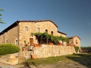 Podere Felceto (Villa, Fienile & Cottage) Chianti - Greve in Chianti vacation rentals