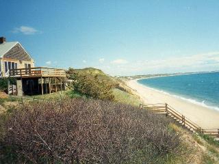 Waterfront Cape Cod Bay Beach House  in Truro - Truro vacation rentals