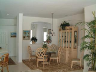Golf Course Home/pool/on 7th hole - Naples vacation rentals
