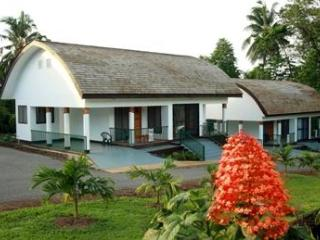 Samoa Holiday Homes: Villa 1 - Samoa vacation rentals