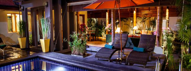 Hideaway Villa is the perfect romantic getaway - Luxury Tropical Villa with Pool, 150 mtrs to beach - Koh Samui - rentals