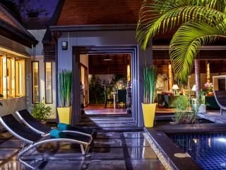 Luxury Tropical Villa with Pool, 150 mtrs to beach - Koh Samui vacation rentals
