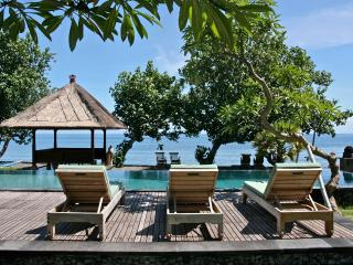 Private Beachfront villa Pemuteran Bali with staff - Negara vacation rentals
