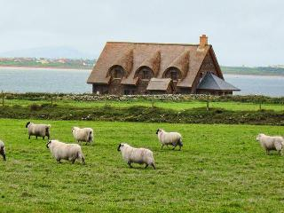 7 BR/5.5 BA Oceanfront Thatched Luxury Home - Dingle vacation rentals