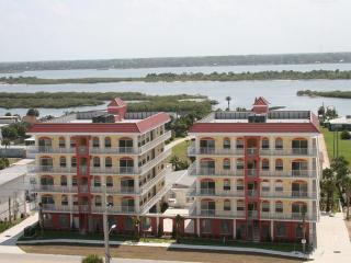 Stunning water views from wrap-around balcony - Port Orange vacation rentals