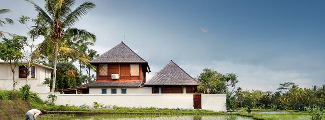 Villa Padi Menari - 3 Bedroom breathtaking ricefield view near Ubud - Ubud - rentals