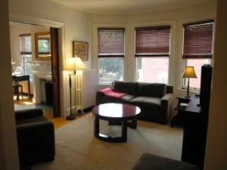 Living Room - Quiet ShortStay Apt in desirable West End Portland - Portland - rentals