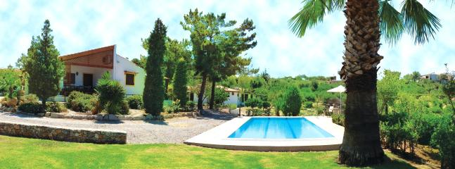 Overview - Villa Metochi - Rustic Ambiance & Comfort - Rethymnon - rentals