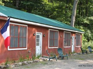 Beautiful Riverfront Adirondack Style Cabin - Verona Beach vacation rentals