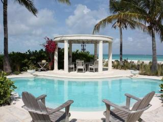This is the ultimate villa for chic, sophisticated Caribbean living- starting with the spectacular setting on Grace Bay Beach. PL COR - Grace Bay vacation rentals
