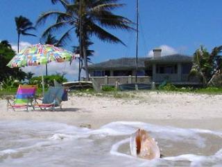 Beachfront Kailua Dream Home for 2 to 6 guest - Kailua vacation rentals