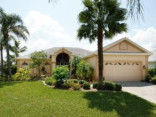 Superb Floridian Waterfront Gulf Access Pool Villa - Cape Coral vacation rentals